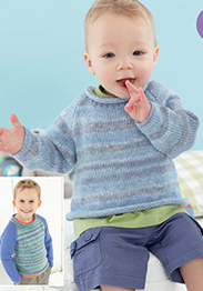 DK sweaters Sirdar 4904 Digital Download