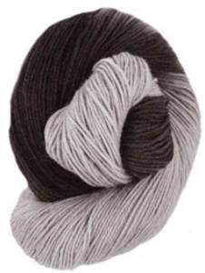 Lornas Laces Shepherd Sock 4 ply, Pin Stripe