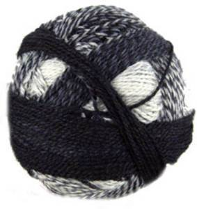 Zauberball crazy 6 ply sock yarn, 2100 Shadow