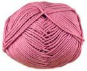 Twilleys Sincere Organic cotton DK, 606 Raspberry