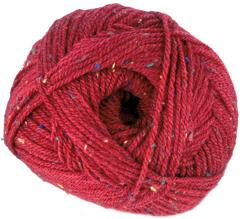 Hayfield Bonus Aran Tweed 745, Ramsey Red