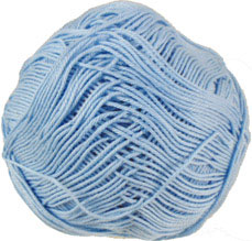 Wendy Supreme cotton 4 ply 1824 Ice Blue