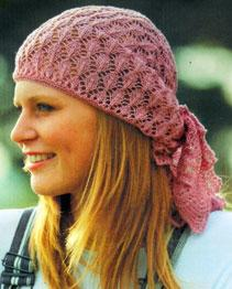 Knitted Bandana Twilleys 9048