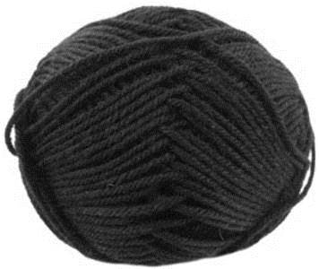 Cygnet Superwash pure wool DK 217 , Black