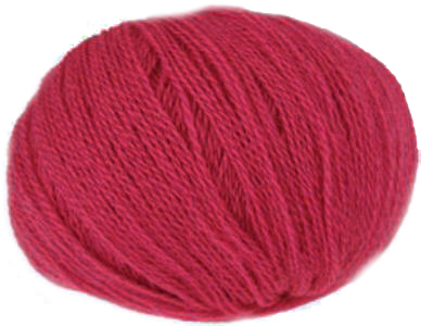 Filatura Di Crosa Nirvana Lace yarn 17, red