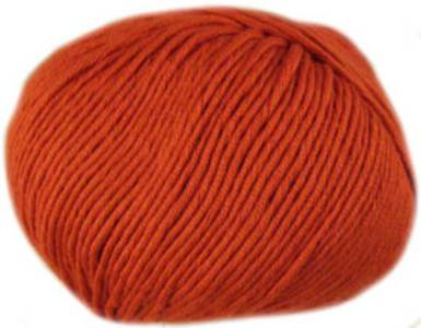 Debbie Bliss Bella cotton DK, 7 Terracotta