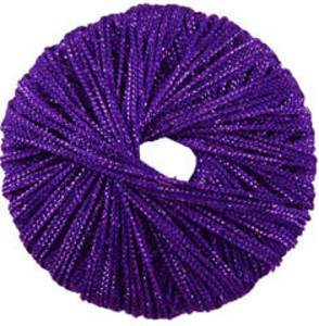 Papillion Starlight Purple lurex yarn