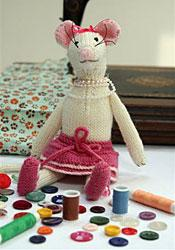 Sandra Polleys Knitted Toys