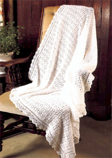 3 ply shawl Peter Pan 873 Digital Download