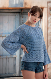 DK womans sweater Wendy 5896 Digital Download