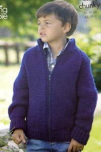 Cardigan King Cole 3256