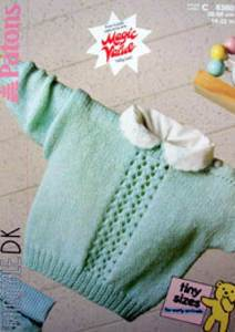 Sweater Patons PBNC8360