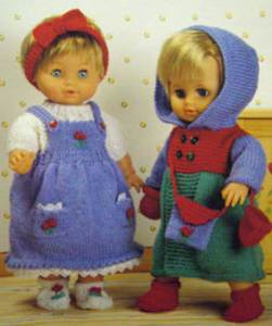 Doll's clothes PG7160