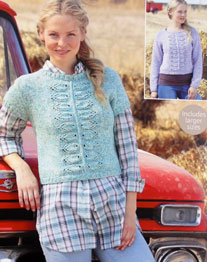 Sweater Sirdar 9770