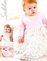 Christening outfit Sublime 6074