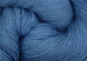 Lorna's Laces from Helen's Lace in denim