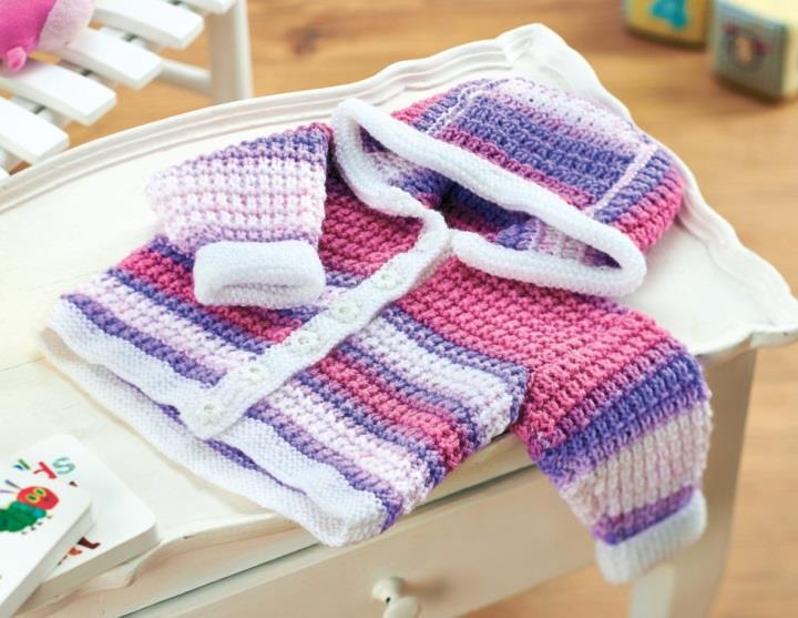 Modern Knitting Pattern Books : Baby knitting yarns patterns and books
