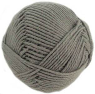 Pure French Merino DK knitting yarn 29134 Mouse