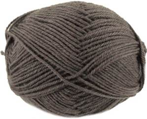 Bergere de France Ideal DK knitting yarn, 20547, Elephant