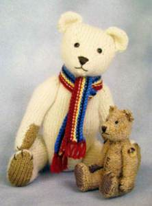 Knitting patterns for toys, dolls and bears