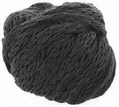 Katia Malindi chainette yarn, 2 black