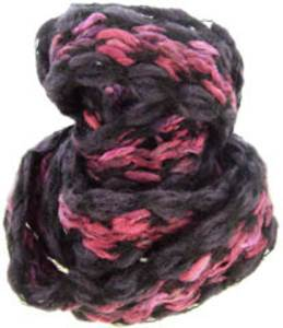 Katia Vienna scarf yarn, 122 red and purple