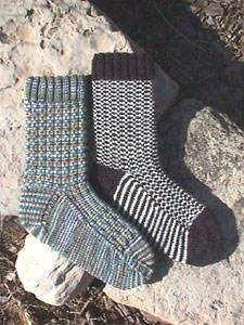 Hopscotch Socks digital version