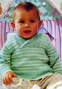 Sweater Patons PBND5151