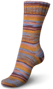 Regia sock yarn 3770 Autumn by Kaffe Fassett | Regia Design Line