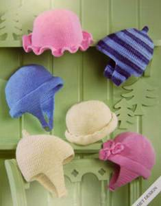 Crochet hats Sirdar 3173