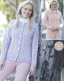 Cardigan Hayfield 7374