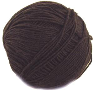 Regia Extra Twist merino 4 ply sock yarn, 9360 Brown
