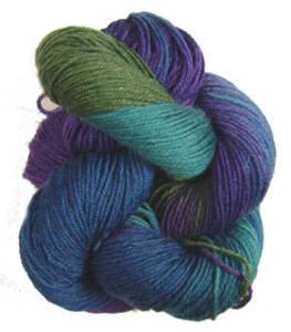 Lornas Laces Shepherd Sock 4 ply, Lakeview