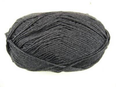 Regia Silk 4 ply sock yarn Charcoal, 98