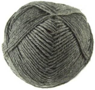 Regia 6 ply sock yarn 44 grey mix