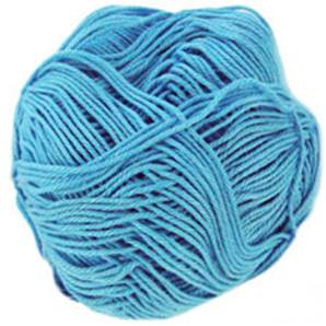 Wendy Supreme pure cotton DK, 1948, Vibrant Blue