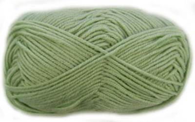 Debbie Bliss Baby Cashmerino, Mint Green 3