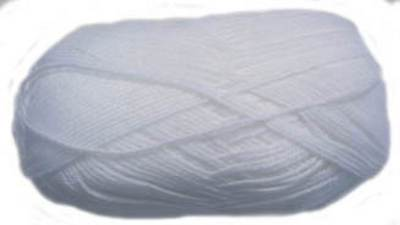 Peter Pan 4 ply Pure White, 300