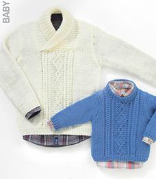 Sweater Sirdar 4502