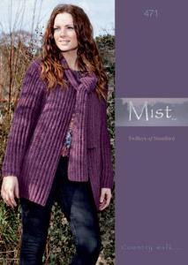 Twilleys knitting book 471, Mist