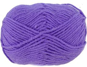 Hayfield Baby Chunky 398 Plucky Purple