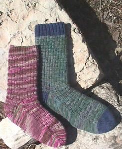 Berry Basket Socks digital download