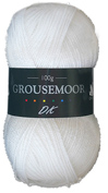 Cygnet Grousemoor White shade 208