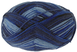 Woolcraft Superwash 4 ply sock yarn, 985