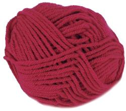 Hayfield Chunky with wool, 694, Winterberry