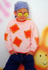 Sweater Patons PBND5166
