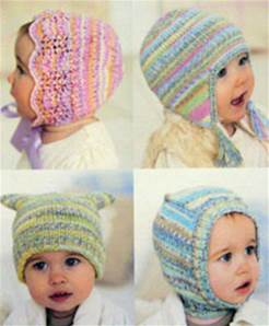 DK hats Sirdar 1257 Digital Download