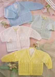 3 ply cardigans Sirdar 3029 digital download