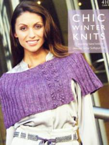 Sirdar Chic Winter Knits S410