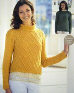 Sweater Sirdar 9589